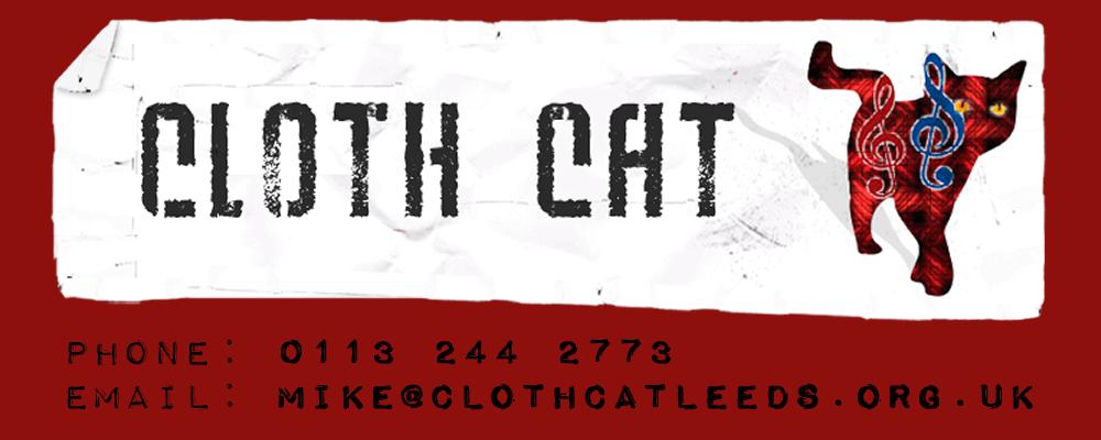 Cloth Cat Leeds