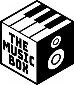 The Music Box Logo